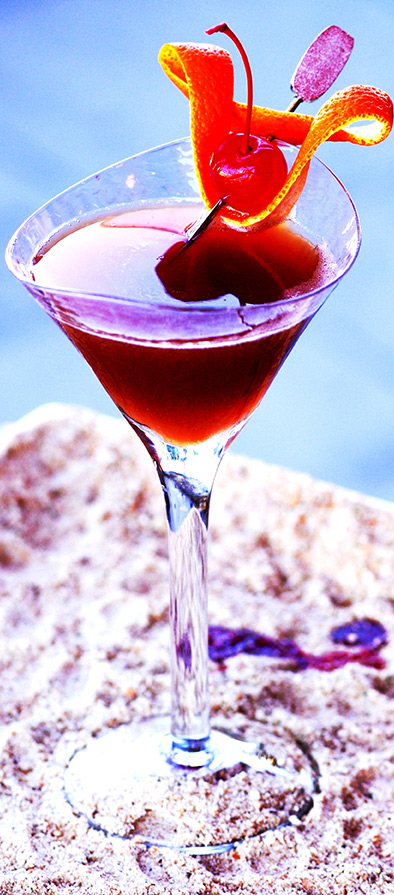 Blood and Sand drink