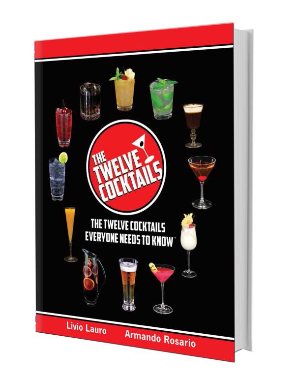 twelve cocktails book